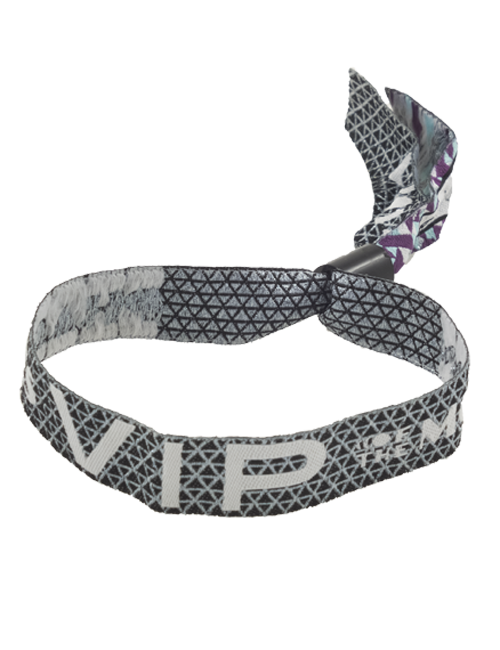 Custom Cloth Woven Wristbands